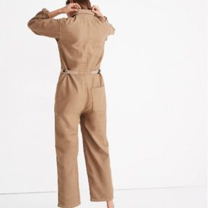 Madewell Other - NEW MADEWELL Long Sleeve Coveralls Jumpsuit Sz XS